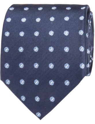 2 Tone Spot Tie
