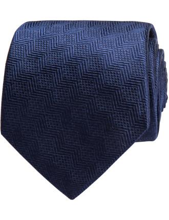 Textured Plain Geometric Weave