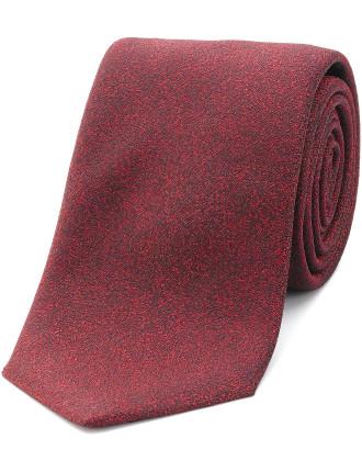 Metallic Textured Plain Tie