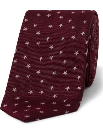 Star Motif Tie