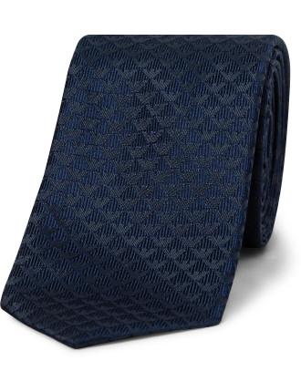 Logo Geometric Tie