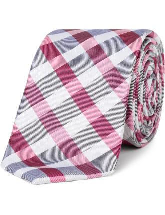 Crosby Check Tie