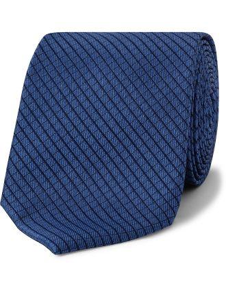 Grid Check Tie