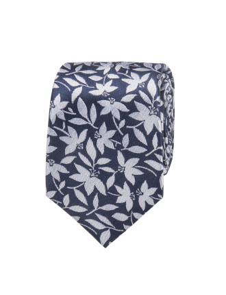 Large Floral Tie