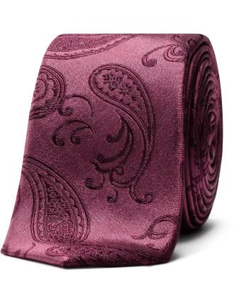 Tonal Paisley Tie