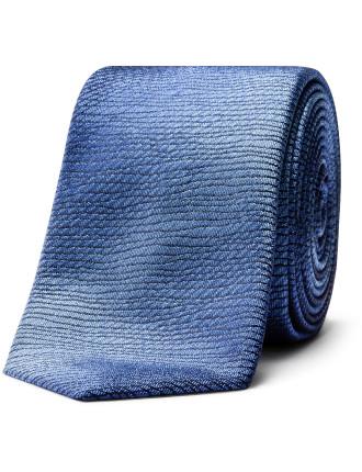 Ombre Semi Plain Stripe Tie