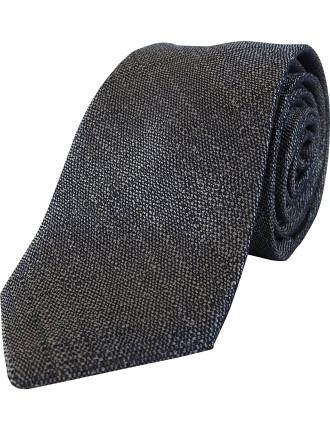 Woven Texture Tie