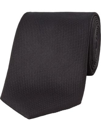 Woven Plain Tie