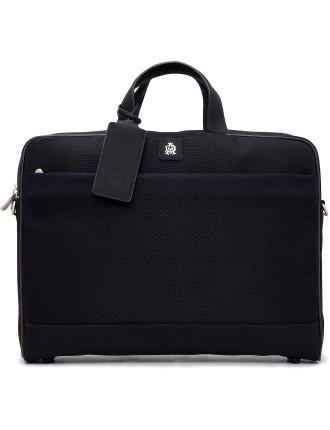 Traveller Superlight Single Zip Briefcase