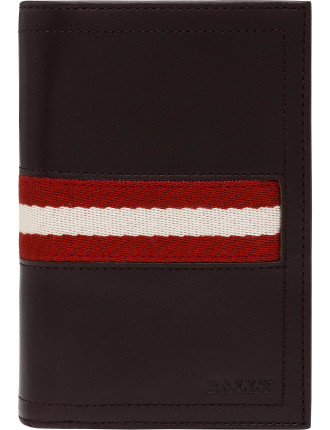 Trainspotting 12cc Vertical Wallet