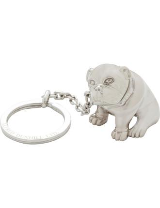 Keyfob Bulldog Steel