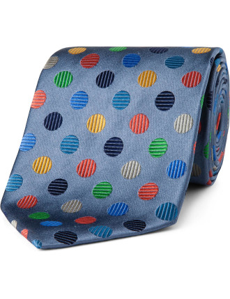 Regular Dots Tie 9cm