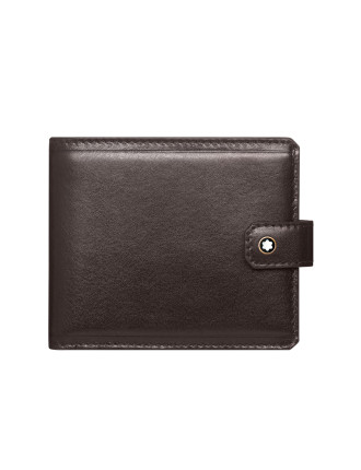 1926 Heritage Wallet 8cc Dark Brown