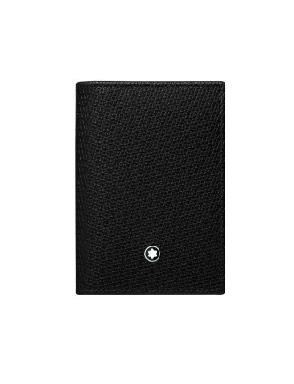 Montblanc for UNICEF Busniess Card Holder with gusset Black