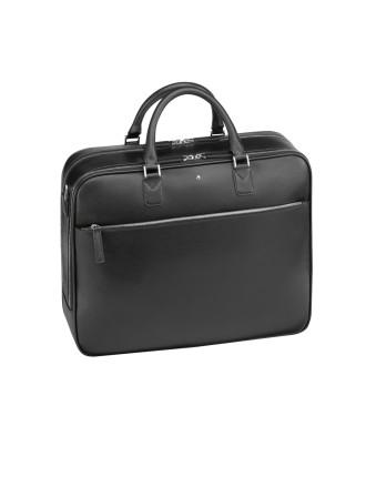 Sartorial Document Case Large Black