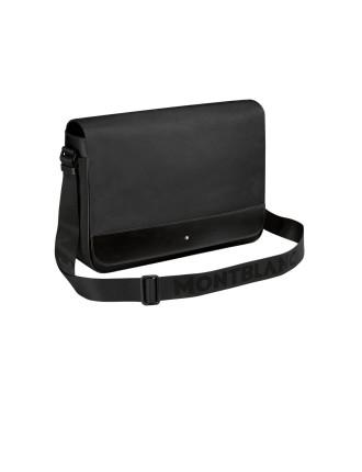 NightFlight Messenger Bag Black