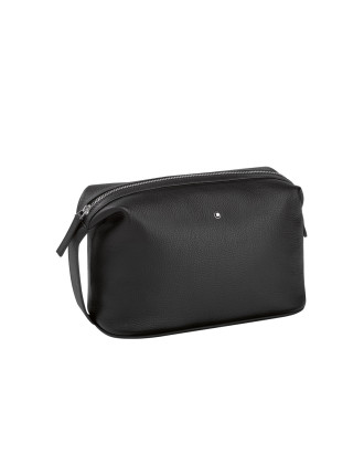 Meisterstück Soft Grain Wash Bag Black