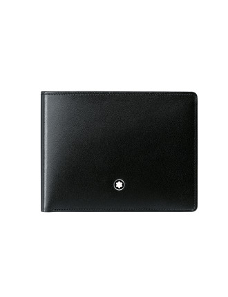 Meisterstück Wallet 6cc Black
