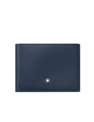 Meisterstück Wallet 6cc Navy