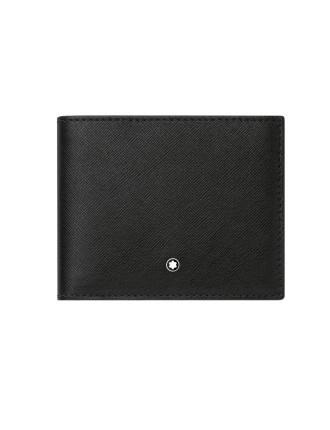 Sartorial Wallet 6cc Black