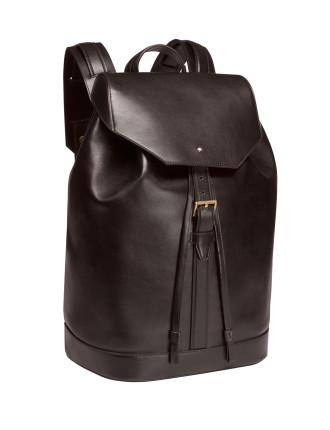 1926 Heritage Backpack Small Dark Brown