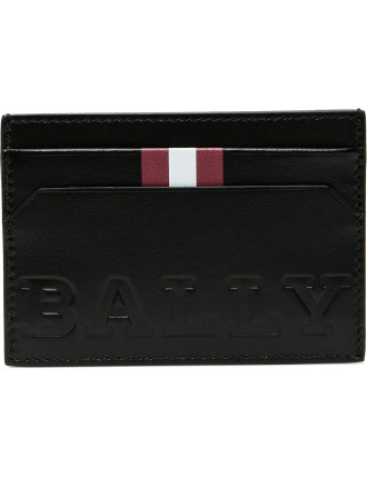Bold Leather Business Card Holder
