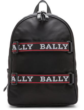 Bold Nylon Bicolour Duffle Bag