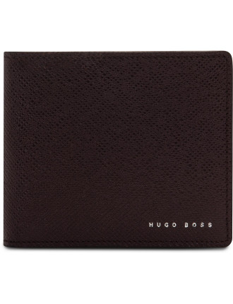 Signature 8cc Leather Wallet