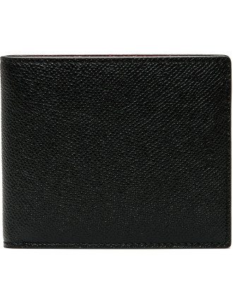 Brigadiere 8cc Bicolour Billfold Leather Wallet