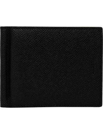 Brigadiere 8cc Billfold With Money Clip