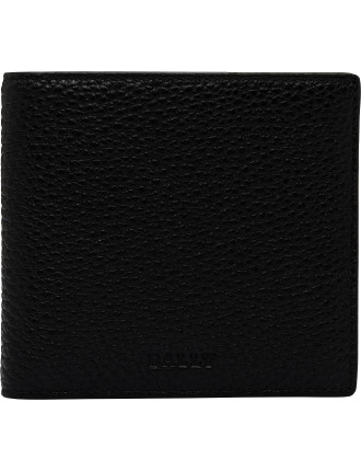 City Pebbled Leather 8cc Billfold