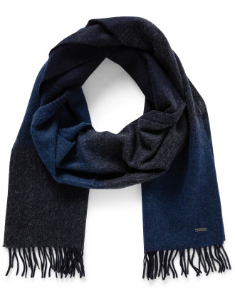Heroso Wool Woven Ombre Scarf