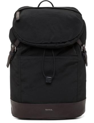 Grossgrain Canvas Backpack