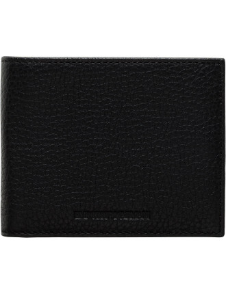 Linea Luxor Pebbled Leather 8cc Billfold