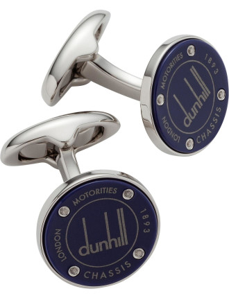 Dunhill Badge Enamel Cufflinks