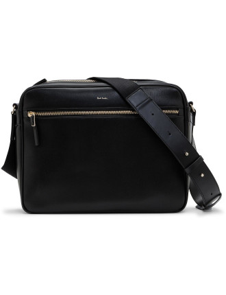 Lux Leather Cross Body Bag