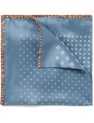 Multi Edged Pocket Square