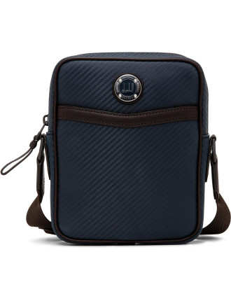 Chassis Leather Citry Reporter W/ Bridle Leather Trim