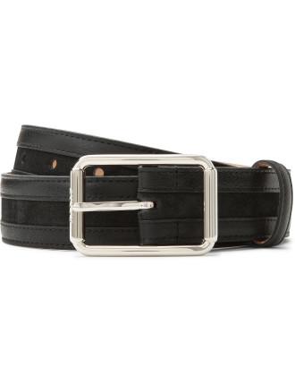 Trainspotting Leather Jeans Belt