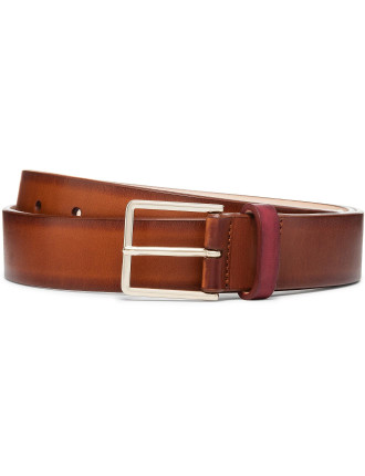 Burnished Suit Belt
