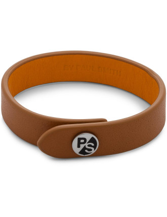Pill Leather Bracelet