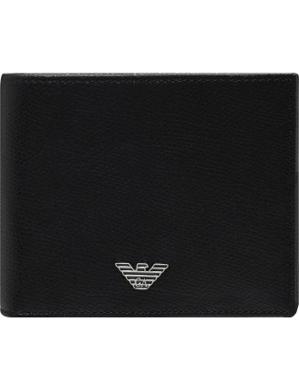 New Fast 4cc W/ Coin Pouch Billfold