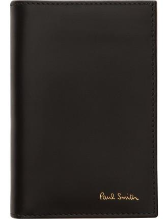 Men Wallet Fold Cc Case