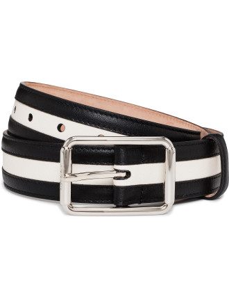 Trainspotting Leather Jeans Belt