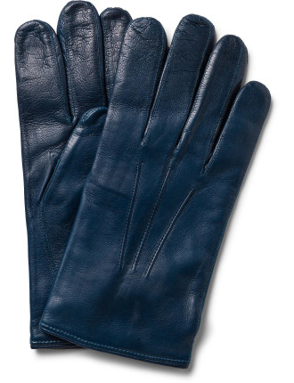 Plain Leather Glove