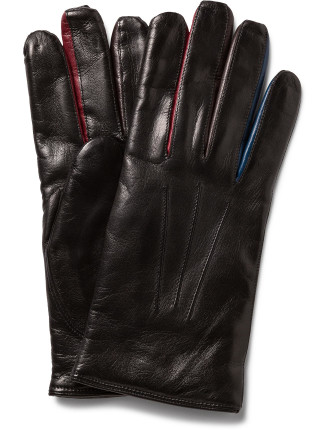 Consertine Inserts Leather Glove