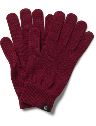PS 100% Wool Knitted Glove