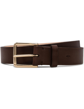 Burnished Lether Belt