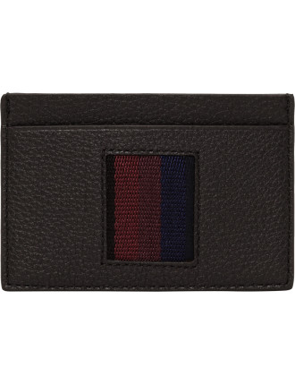 Credit Card Case Stripe Webbing