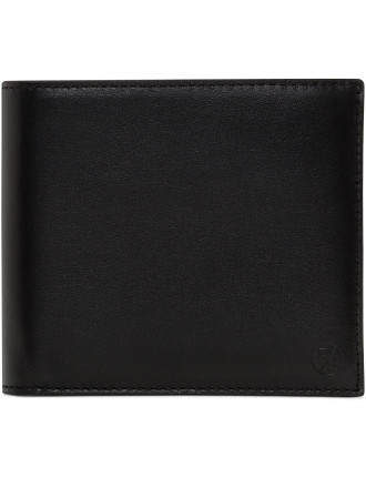 Business Colour Accent 4cc Billfold W/ Coin Pouch